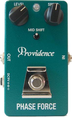 【即日発送O.K】Providence PHF-1 プロビデンス エフェクター PHASE FORCE 【送料無料】【smtb-ms】【zn】
