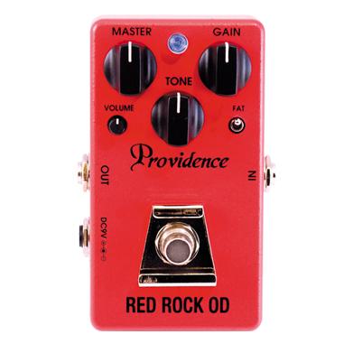 【即日発送O.K】Providence OVERDRIVE RED ROCK OD ROD-1 プロビデンス エフェクター オーバードライブ【送料無料】【smtb-ms】【zn】