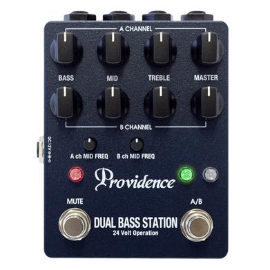 Providence BASS PRE AMP DUAL STATION DBS-1 【送料無料】【smtb-ms】【zn】