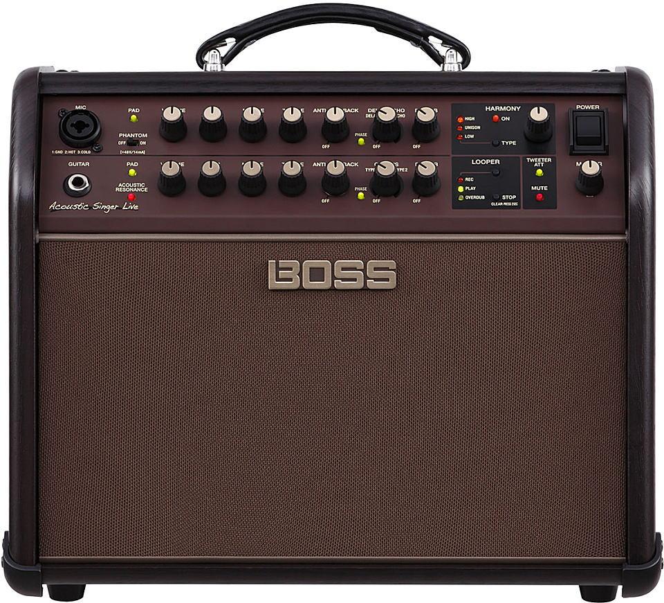BOSS ACS-LIVE アコースティック・ギター・アンプ Acoustic Singer Live アコースティック・シンガー・ライブ【送料無料】【smtb-ms】【zn】