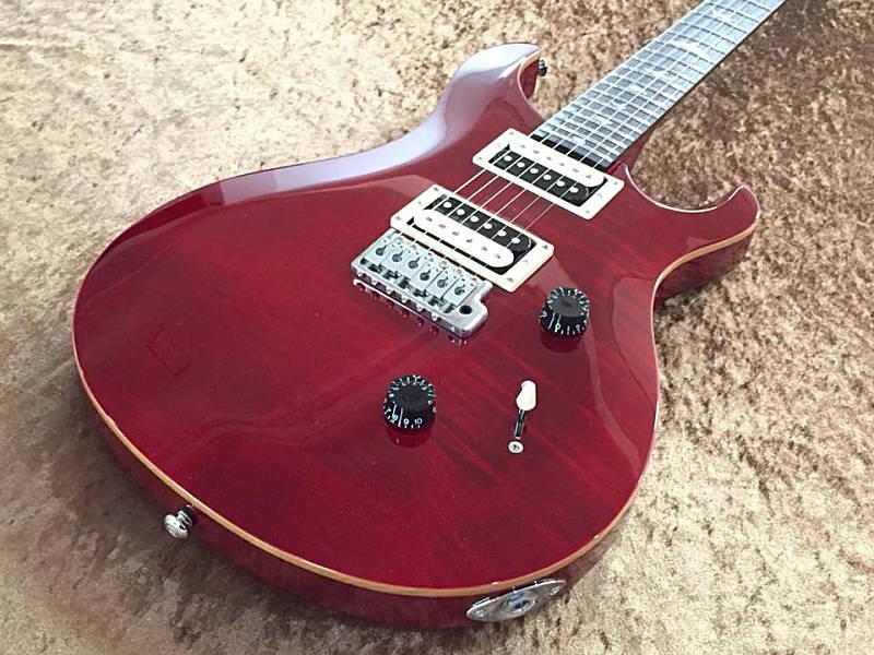 【即日発送O.K】PaulReedSmith SE CUSTOM24 BEVELED PRS ポールリードスミス エレキギター【smtb-ms】【zn】