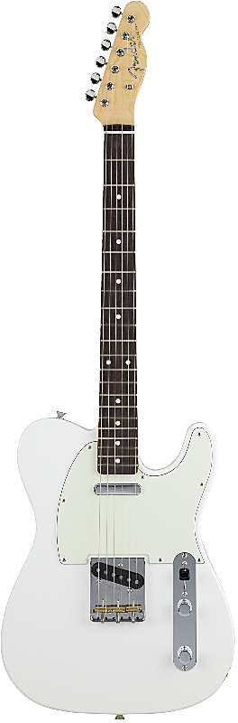 FENDER MADE IN JAPAN HYBRID 60S TELECASTER フェンダー エレキギター・テレキャスター Arctic White【smtb-ms】【zn】