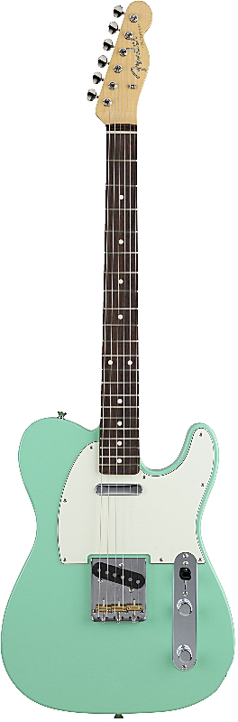 FENDER MADE IN JAPAN HYBRID 60S TELECASTER フェンダー エレキギター・テレキャスター Surf Green【smtb-ms】【zn】