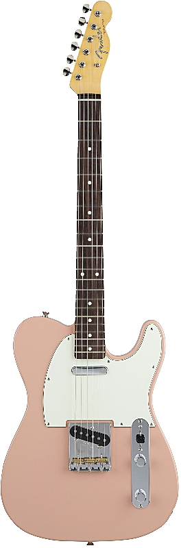 FENDER MADE IN JAPAN HYBRID 60S TELECASTER フェンダー エレキギター・テレキャスター Flamingo Pink【smtb-ms】【zn】