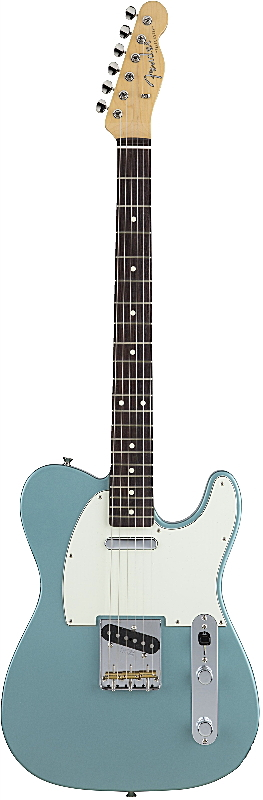 FENDER MADE IN JAPAN HYBRID 60S TELECASTER フェンダー エレキギター・テレキャスター Ocean Turquoise Metallic【smtb-ms】【zn】
