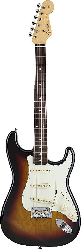 FENDER MADE IN JAPAN HYBRID 60S STRATOCASTER フェンダー エレキギター・ストラトキャスター 3-Color Sunburst【smtb-ms】【zn】