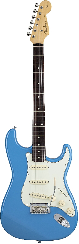 FENDER MADE IN JAPAN HYBRID 60S STRATOCASTER フェンダー エレキギター・ストラトキャスター California Blue【smtb-ms】【zn】