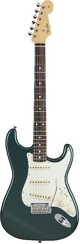 FENDER MADE IN JAPAN HYBRID 60S STRATOCASTER フェンダー エレキギター・ストラトキャスター Sherwood Green Metallic【smtb-ms】【zn】