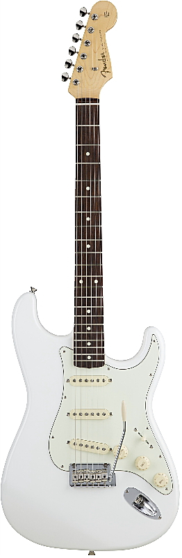 FENDER MADE IN JAPAN HYBRID 60S STRATOCASTER フェンダー エレキギター・ストラトキャスター Arctic White【smtb-ms】【zn】