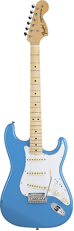 FENDER MADE IN JAPAN HYBRID 68S STRATOCASTER フェンダー エレキギター・ストラトキャスター California Blue【smtb-ms】【zn】