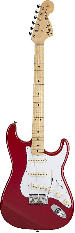 FENDER MADE IN JAPAN HYBRID 68S STRATOCASTER フェンダー エレキギター・ストラトキャスター Torino Red【smtb-ms】【zn】