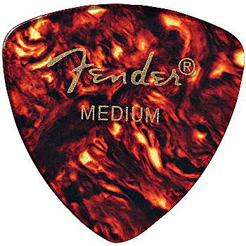 【ピック12枚セット】Fender CLASSIC PICKS 346 SHAPE Medium Tortoise Shell フェンダー・ピック・ミディアム【smtb-ms】【RCP】【zn】
