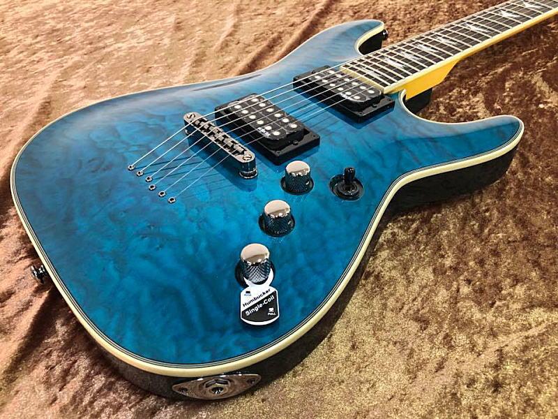 【即日発送O.K】SCHECTER シェクター エレキギター Omen Extreme-6 TOB【smtb-ms】【zn】