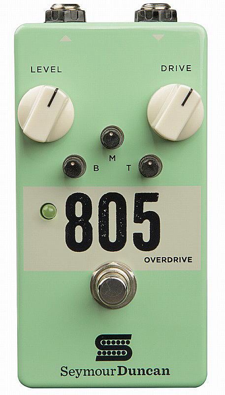 【即日発送O.K】SeymourDuncan セイモアダンカン 805 Overdrive オーバードライブ【smtb-ms】【zn】