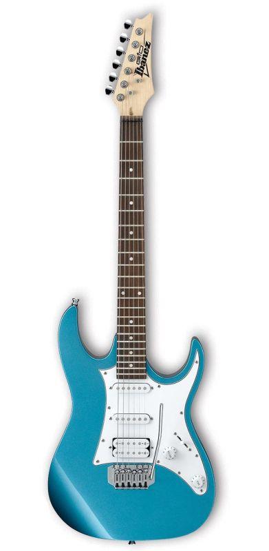 【入門用アクセサリーキット付属】Ibanez GRX40 Metallic Light Blue アイバニーズ エレキギター【smtb-ms】【zn】