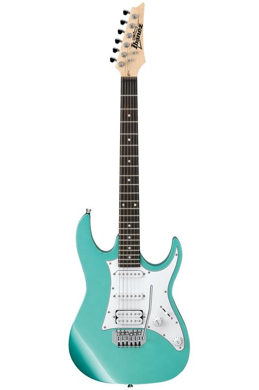 【入門用アクセサリーキット付属】Ibanez GRX40 Metallic Light Green アイバニーズ エレキギター【smtb-ms】【zn】