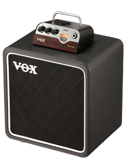 【即日発送O.K】VOX MV50-BQ Boutique / BC108 SET Nutube搭載ヘッドアンプ/スタック ヴォックス ギターアンプヘッド+スピーカーキャビネット【smtb-ms】【zn】