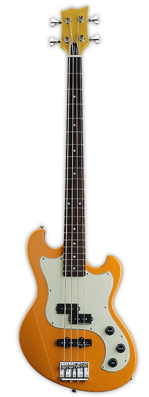 EDWARDS E-UT-110B Orange エドワーズ エレキベース【smtb-ms】【zn】