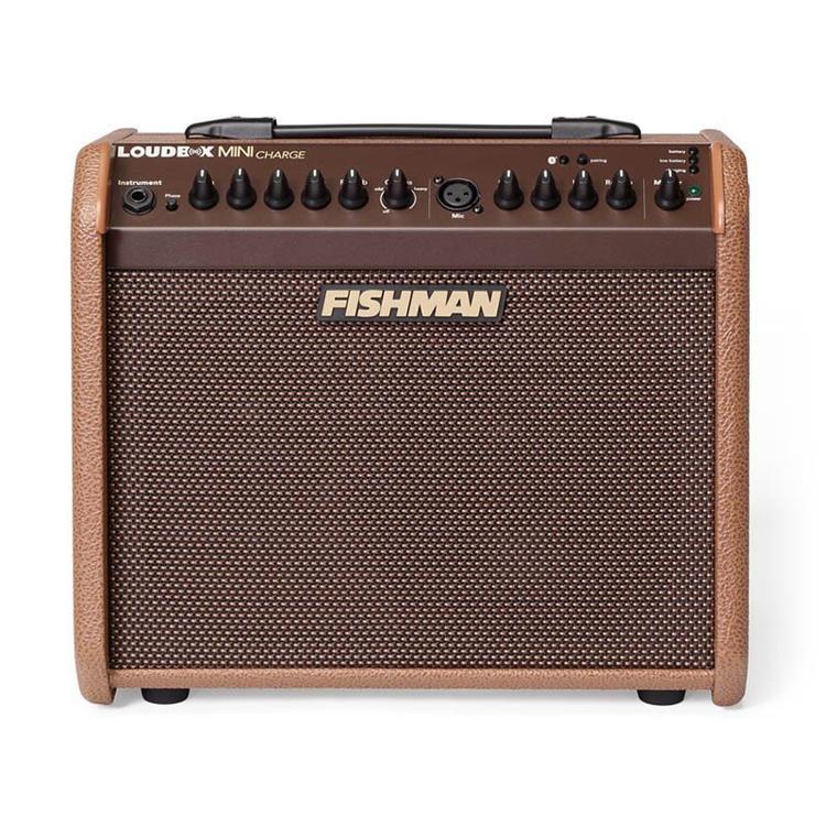 Fishman Loudbox Mini Charge アコースティックギター アンプ【smtb-ms】【zn】