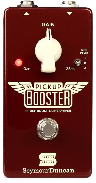 【即日発送O.K】SeymourDuncan セイモアダンカン ブースター Pickup Booster -Hi-Def Boost & Line Driver-【zn】