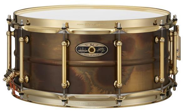 【即日発送O.K】Pearl STA1465FB/SM パール スネアドラム 宮脇知史 Signature Snare Drum 35th Anniversary Limited Edition【本人直筆サイン入りポートレート付!】【smtb-ms】【zn】