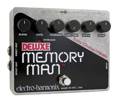 electro-harmonix Deluxe Memory Man アナログ・ディレイ【smtb-ms】【zn】