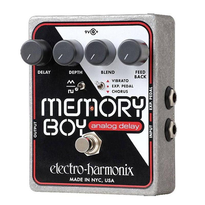 electro-harmonix Memory Boy アナログ・ディレイ【zn】
