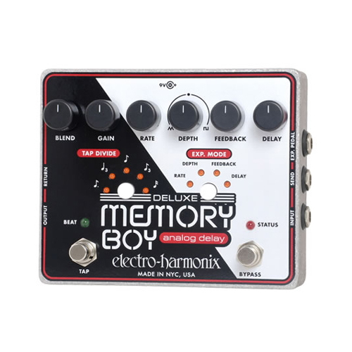 electro-harmonix Deluxe Memory Boy アナログ・ディレイ【smtb-ms】【zn】