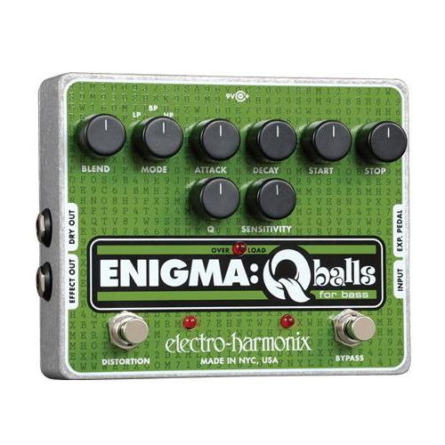 electro-harmonix Enigma ベース専用エンベロープ・フィルター【smtb-ms】【zn】