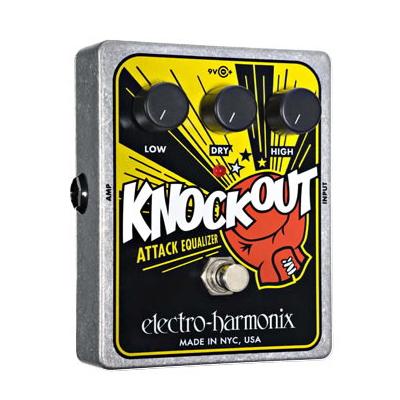 electro-harmonix Knockout トーン・コントローラー【zn】