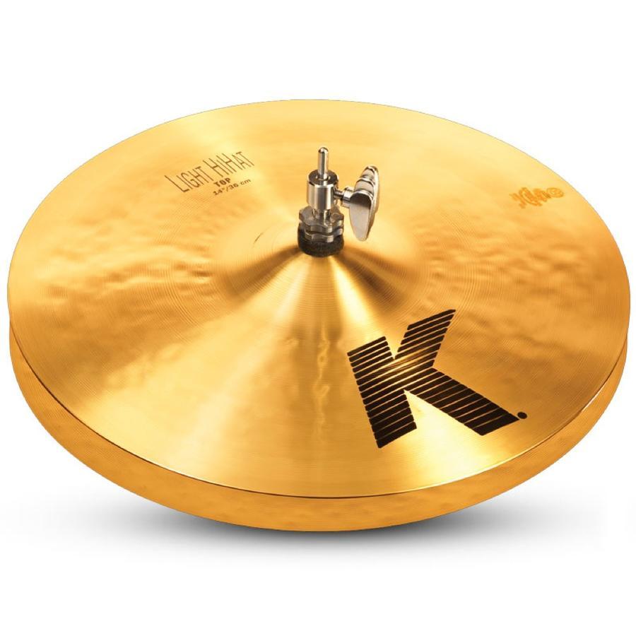 Zildjian ジルジャン シンバル K Zildjian ハイハット Light HiHats【トップボトムセット】【smtb-ms】【zn】