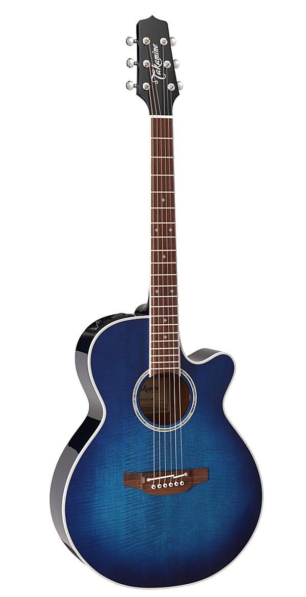 Takamine PTU121C DBS タカミネ エレクトリック アコースティックギター エレアコ【smtb-ms】【zn】