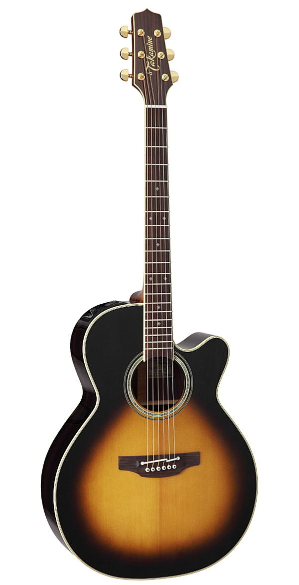 Takamine PTU541C TBS タカミネ エレクトリック アコースティックギター エレアコ【smtb-ms】【zn】