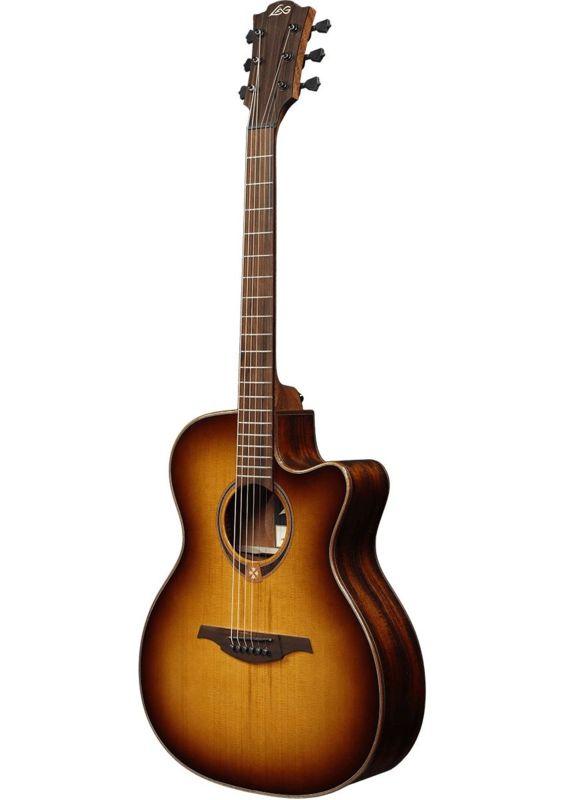 LAG GUITARS T118ACE-BRS エレクトリック・アコースティックギター【smtp-ms】【zn】