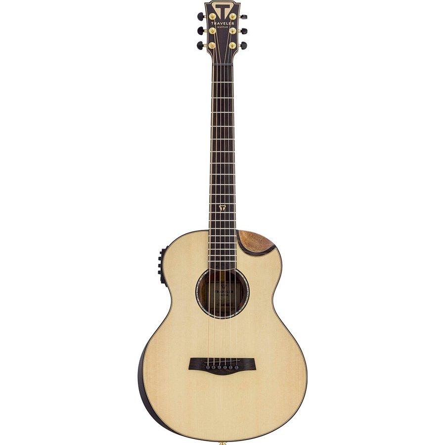 エレアコギター Traveler Guitar トラベラーギター CL-3E Spruce Top【smtb-ms】【zn】