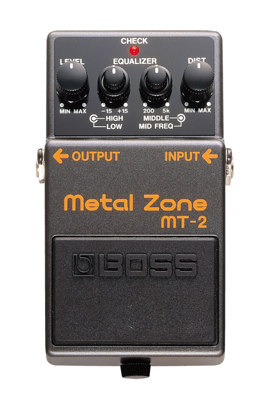 BOSS Metal Zone MT-2 ボス コンパクト・エフェクター【smtb-ms】【zn】