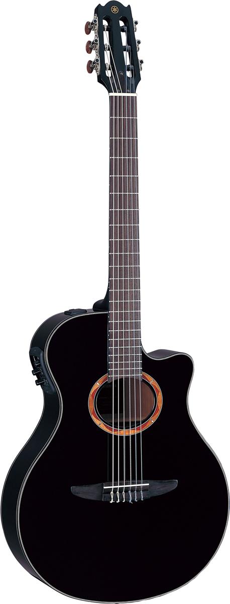 YAMAHA ヤマハ エレクトリックナイロンストリングスギター NTX700BL 【送料無料】【smtb-ms】【zn】