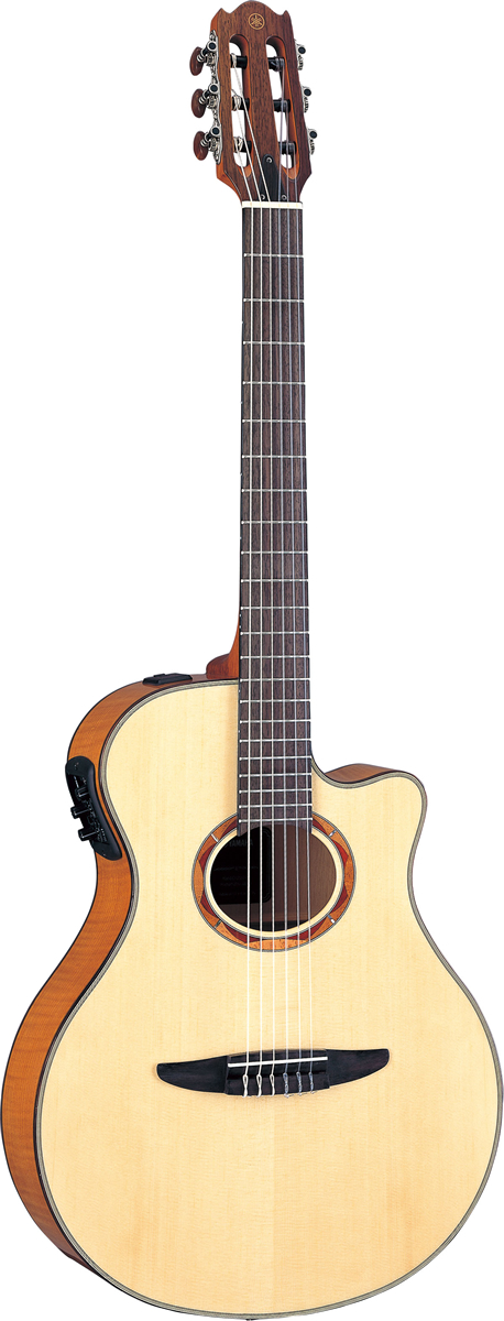 YAMAHA ヤマハ エレクトリックナイロンストリングスギター NTX900FM 【送料無料】【smtb-ms】【zn】