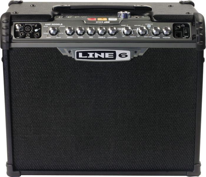 Line6 ライン6 ギターアンプ Spider Jam【送料無料】【smtb-ms】【zn】