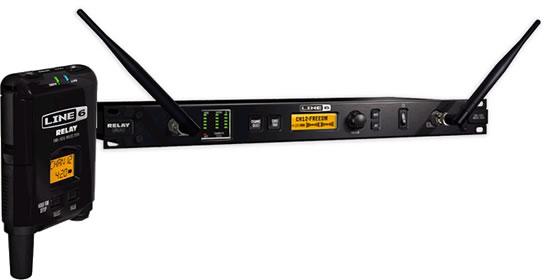 LINE6 Relay G90 ライン6 ワイヤレス受信機&送信機セット【送料無料】【smtb-ms】【zn】