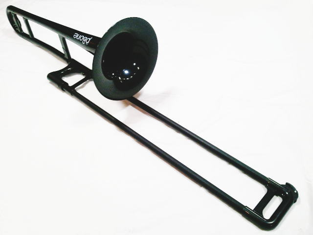 pBONE B♭ Trombone BLACK【送料無料】【smtb-ms】【zn】