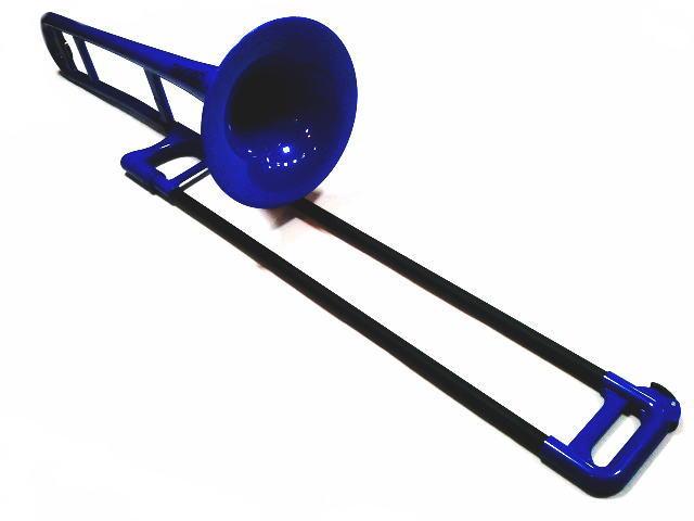 pBONE B♭ Trombone BLUE【smtb-ms】【zn】