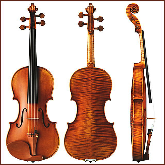 ヤマハ バイオリン ブラビオール V25GA【送料無料】【smtb-ms】【zn】