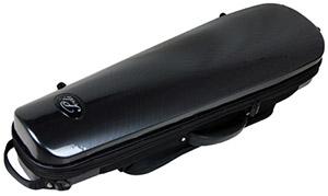 Pedi ペディ バイオリンケース シェイプド P320V ブラック【smtb-ms】【zn】