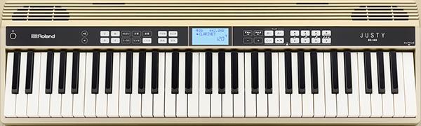 Roland ローランド JUSTY HK-100 ハーモニー&リズム練習用キーボード【smtb-ms】【zn】