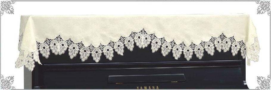 吉泽竖式钢琴覆盖物比赛顶盖LC-242IV