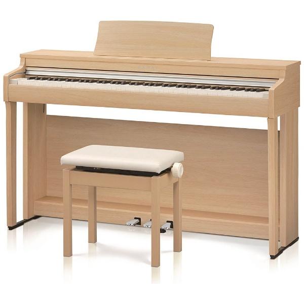 KAWAI カワイ 電子ピアノ CN27LOプレミアムライトオーク調【配送設置無料】【代金引換不可】【smtb-ms】【zn】