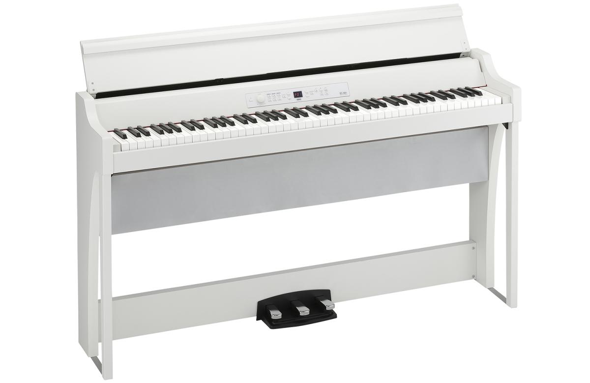 KORG コルグ 電子ピアノG1 AirWH(ホワイト)【送料無料】【smtb-ms】【zn】