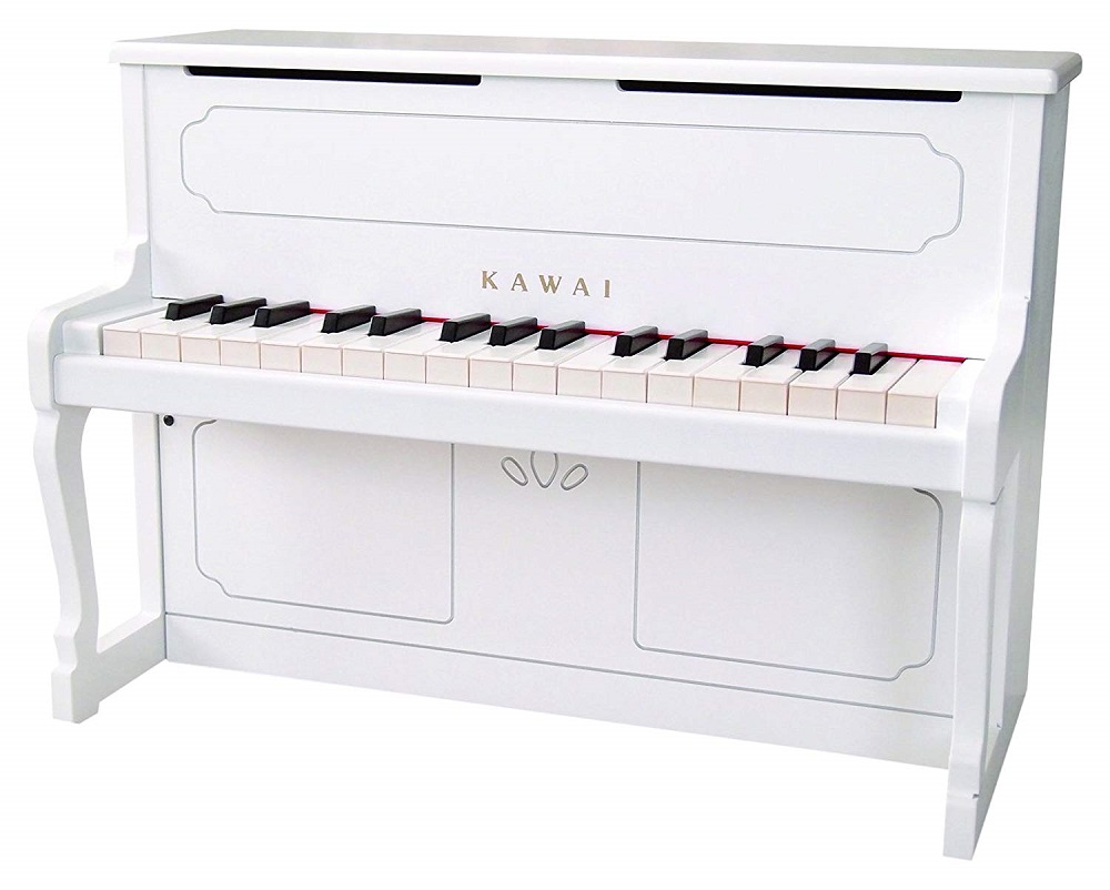 KAWAI カワイ アップライトピアノ型ミニピアノ 1152(ホワイト)【送料無料】【smtb-ms】【zn】