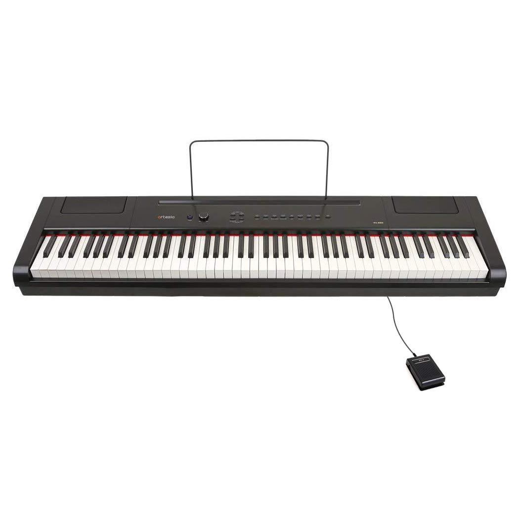 Artesia アルテシアデジタルピアノPA-88H/BK【送料無料】【smtb-ms】【zn】